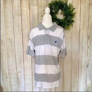 Wrangler. Stripe Polo Shirt. Size XXL.
